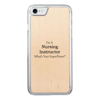 Nursing Instructor Carved iPhone 8/7 Case