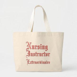 Nursing Instructor - Extraordinaire Jumbo Tote Bag
