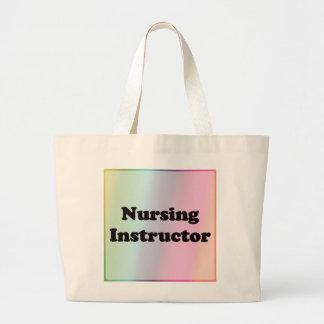 Nursing Instructor Jumbo Tote Bag