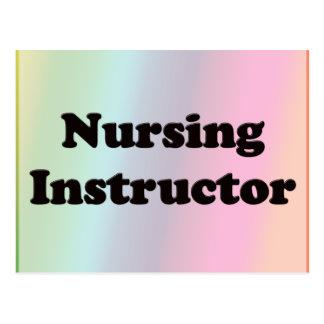 Nursing Instructor Postcard