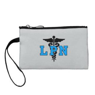 Nursing LPN Medical Symbol Change Purses