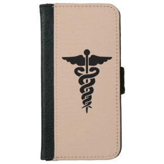 Nursing Medical Symbol iPhone 6 Wallet Case