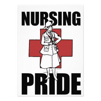 Nursing Pride Invite
