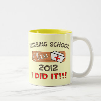Nursing School 2012 Graduation Coffee Mugs