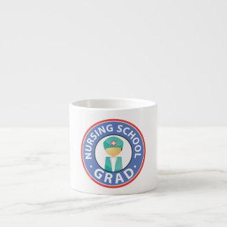 Nursing School Grad Espresso Mug