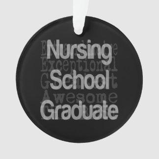 Nursing School Graduate Extraordinaire