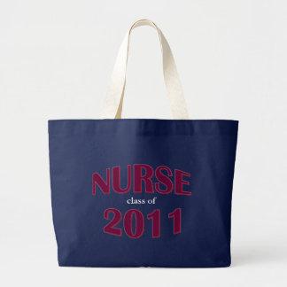 Nursing School Graduate Tote Bag - Class of 2011