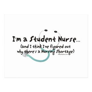 Nursing Shortage Postcards