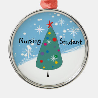 Nursing Student Christmas Ornament