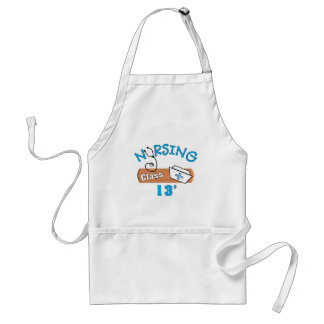 Nursing Student Class of 2013 Gifts Aprons