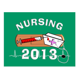 Nursing Student Class of 2013 Post Card