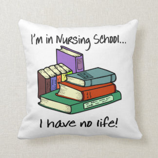 Nursing Student Cushion
