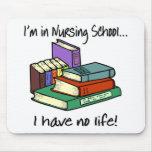 Nursing Student Mousepad