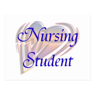 NURSING STUDENT POST CARDS