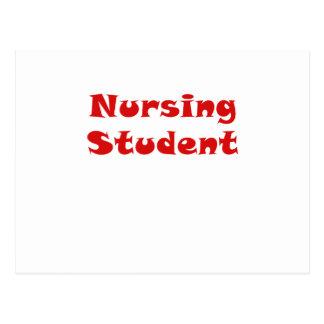 Nursing Student Postcards