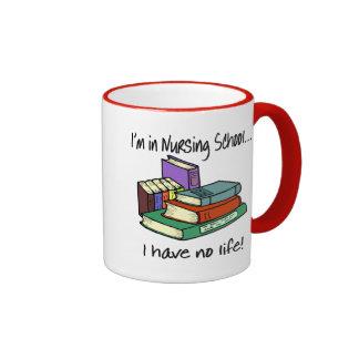 Nursing Student Ringer Mug