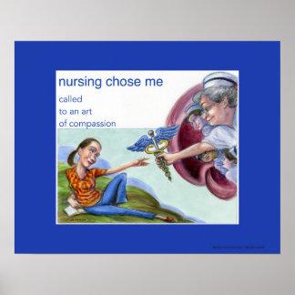 nursingchoseme.com  POSTER 20 x 16