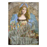 Nurture nature notecard cards
