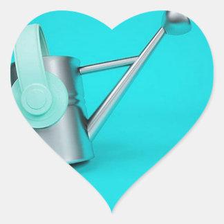 Nurturing Music Heart Sticker