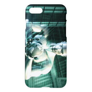 Nurturing Technology and Funding Startups Industry iPhone 7 Case