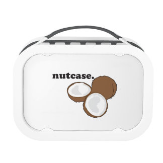 nutcase. (coconut) lunchboxes
