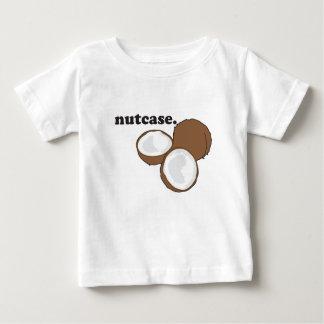 nutcase. (coconut) tshirt