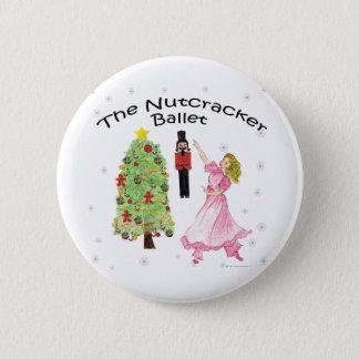 Nutcracker Ballet Classic 09 6 Cm Round Badge