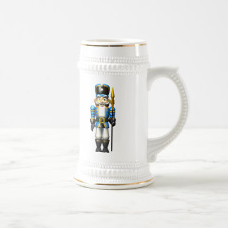 Nutcracker - Blue - Stein Coffee Mug