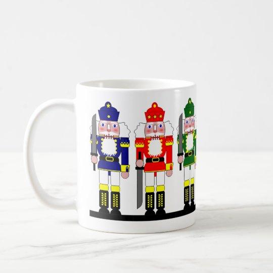 Nutcracker Christmas Personalised Coffee Mug