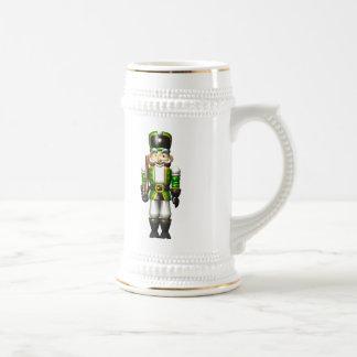 Nutcracker - Green - Stein Mug
