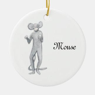 Nutcracker Mouse Keepsake Ornament