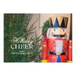 Nutcracker next to tree - Germany 13 Cm X 18 Cm Invitation Card
