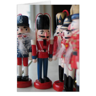 Nutcracker Note Card
