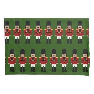 Nutcracker Pillow Cases