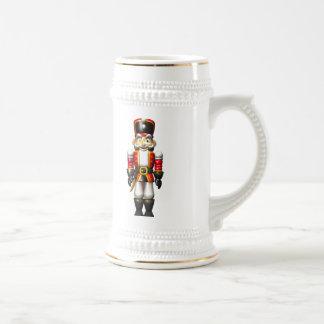 Nutcracker - Red - Stein Mug