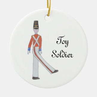 Nutcracker Soldier Keepsake Ornament