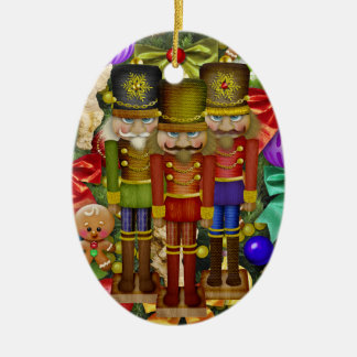 Nutcracker - SRF Christmas Ornament