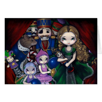 """Nutcracker Suite"" Greeting Card"