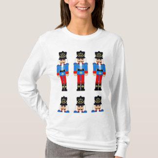 Nutcracker Women's Hanes Nano Long Sleeve T-Shirt