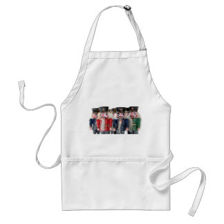 nutcrackers group apron