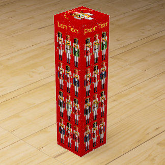Nutcracker's Special Christmas Reserve Wine Gift Box