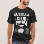 Nutella Club #1 Official Design T-Shirt