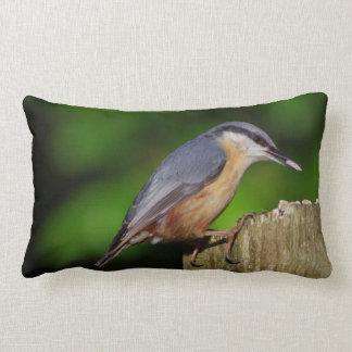 Nuthatch Cushion