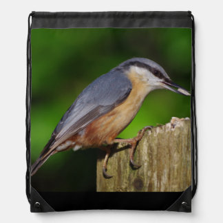 Nuthatch Drawstring Backpack