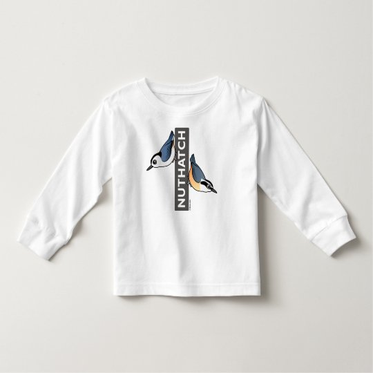 Nuthatch Fan Toddler T-Shirt