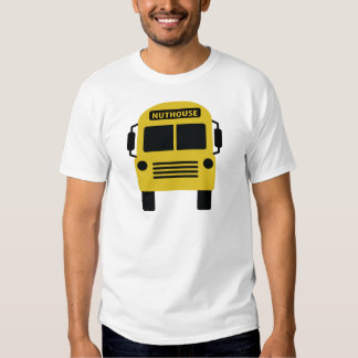 nuthouse icon t shirt