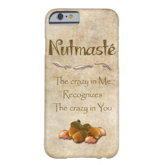 Nutmaste Barely There iPhone 6 Case