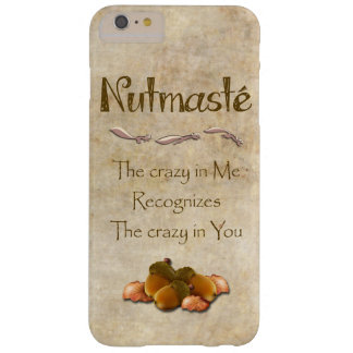 Nutmaste Barely There iPhone 6 Plus Case
