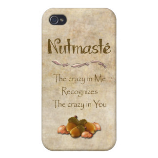 Nutmaste Case For iPhone 4