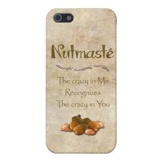 Nutmaste iPhone 5 Cases